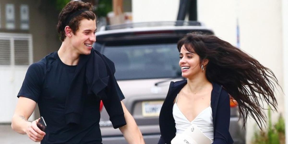 Shawn Mendes e Camila Cabello (Foto: Reprodução)