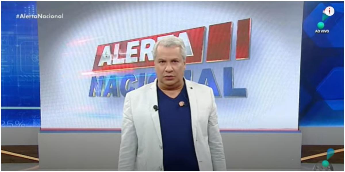 Sikêra Júnior expõe apelo em rede nacional e arrebenta (Foto: Reprodução)
