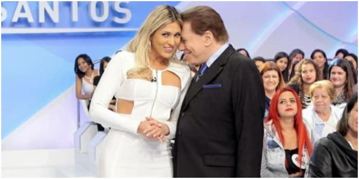 Lívia Andrade deve voltar ao SBT com retorno do Programa Silvio Santos (Foto: Reprodução / SBT)