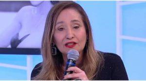 Sonia Abrão expõe ida a casamento e divulga detalhes (Foto: RedeTV!)