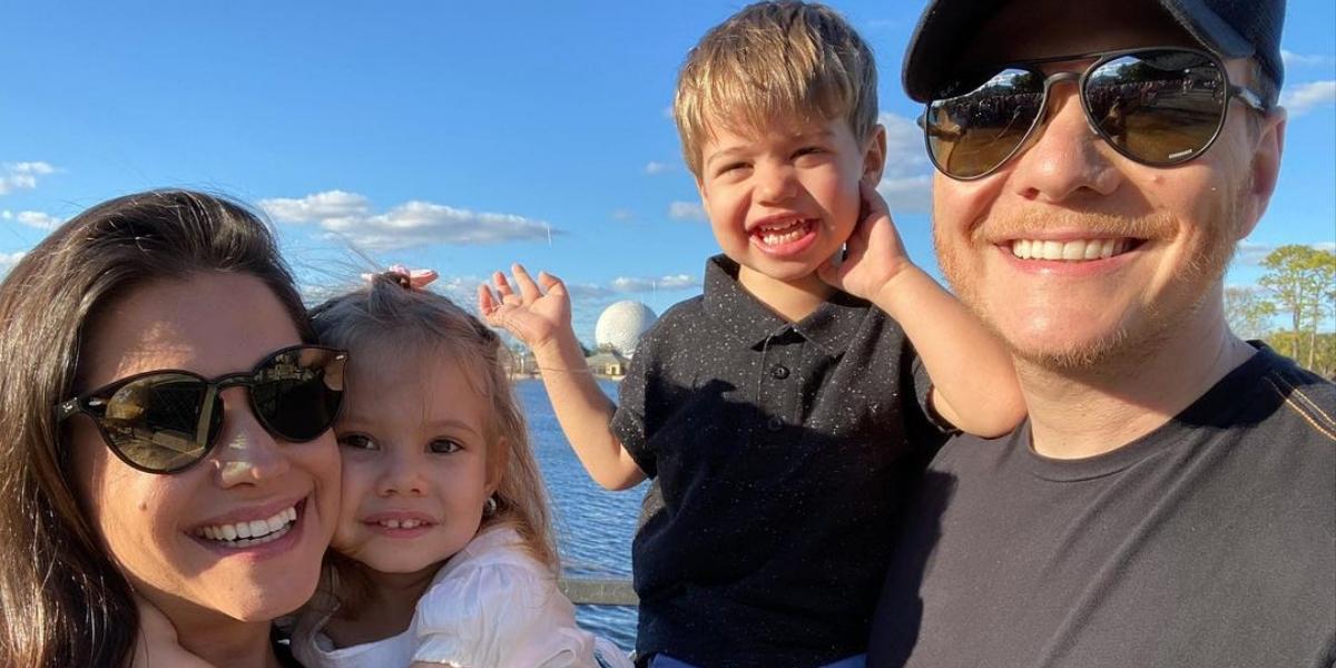 Família encanta nas redes sociais (Reprodução)