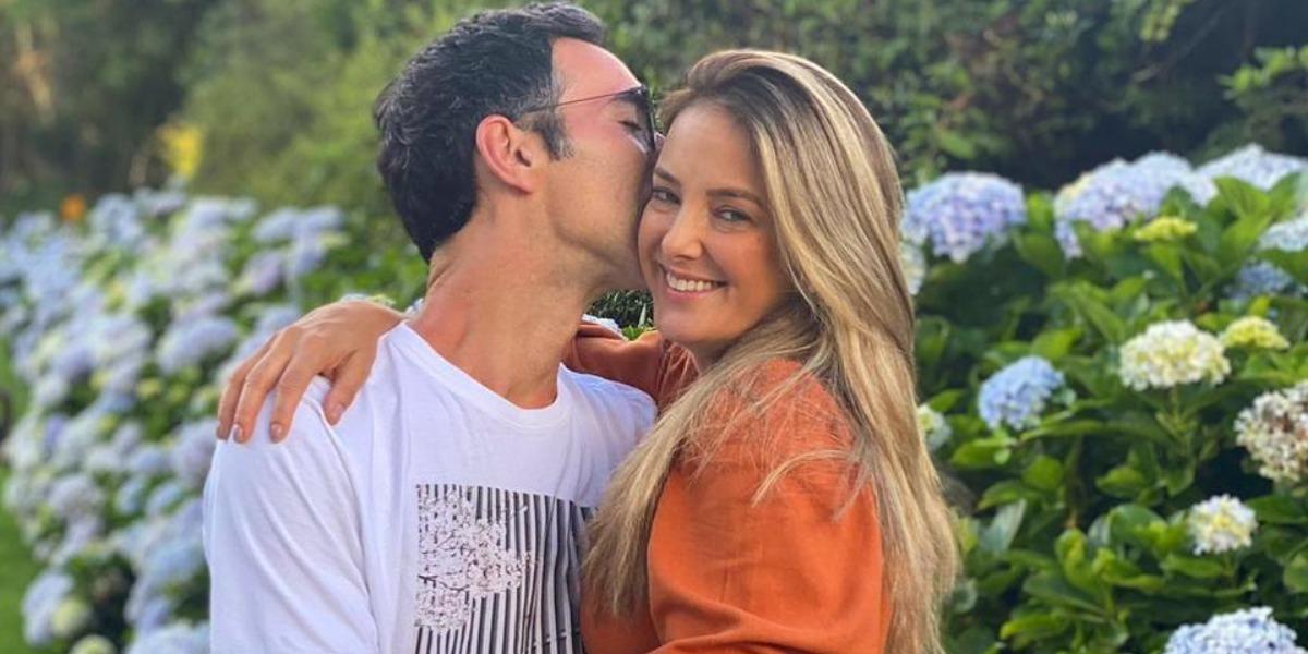 César Tralli e Ticiane Pinheiro são casados (Foto: Reprodução/Instagram)