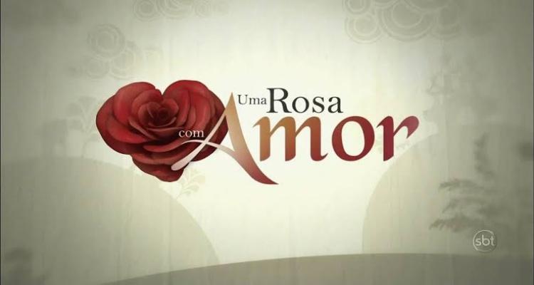 Veja a audiência detalhada de Uma Rosa com Amor, novela exibida pelo SBT (Foto: Montagem)