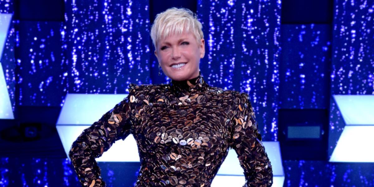 "Xuxa no ""Canta Comigo All Stars"" (Foto: Blad Meneghel/Record)"
