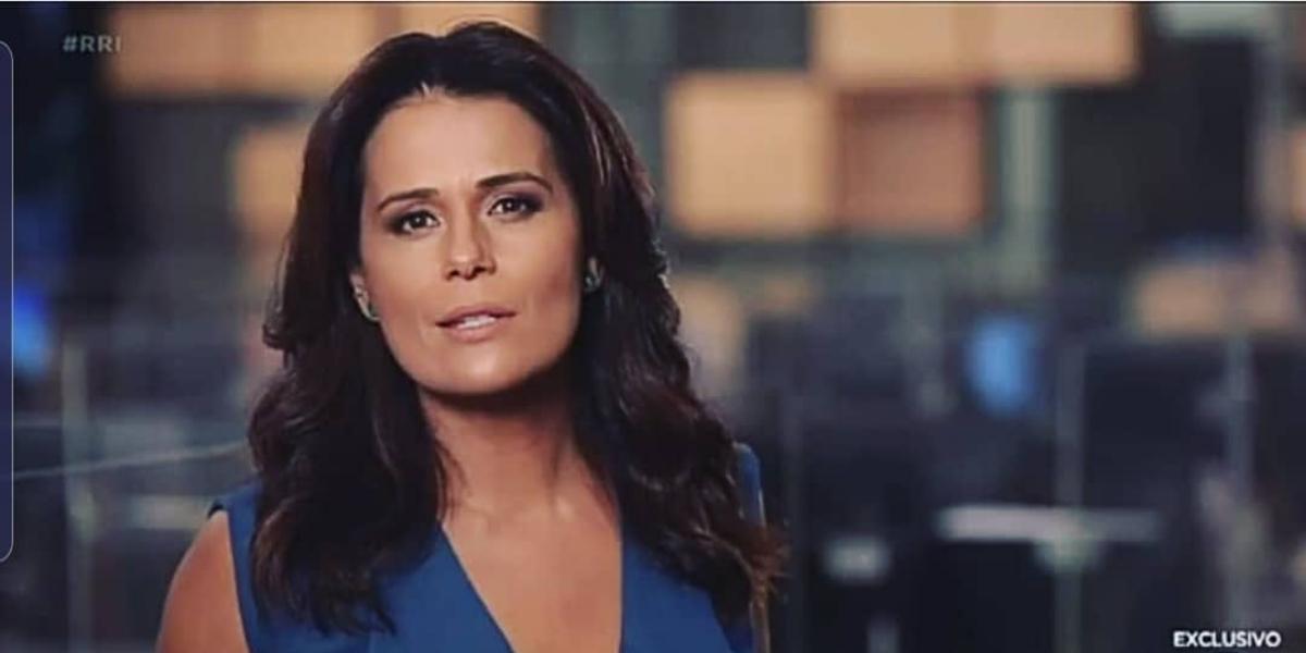 Adriana Araújo deixará Record em março, após 15 anos dentro da emissora (Reprodução: Instagram)