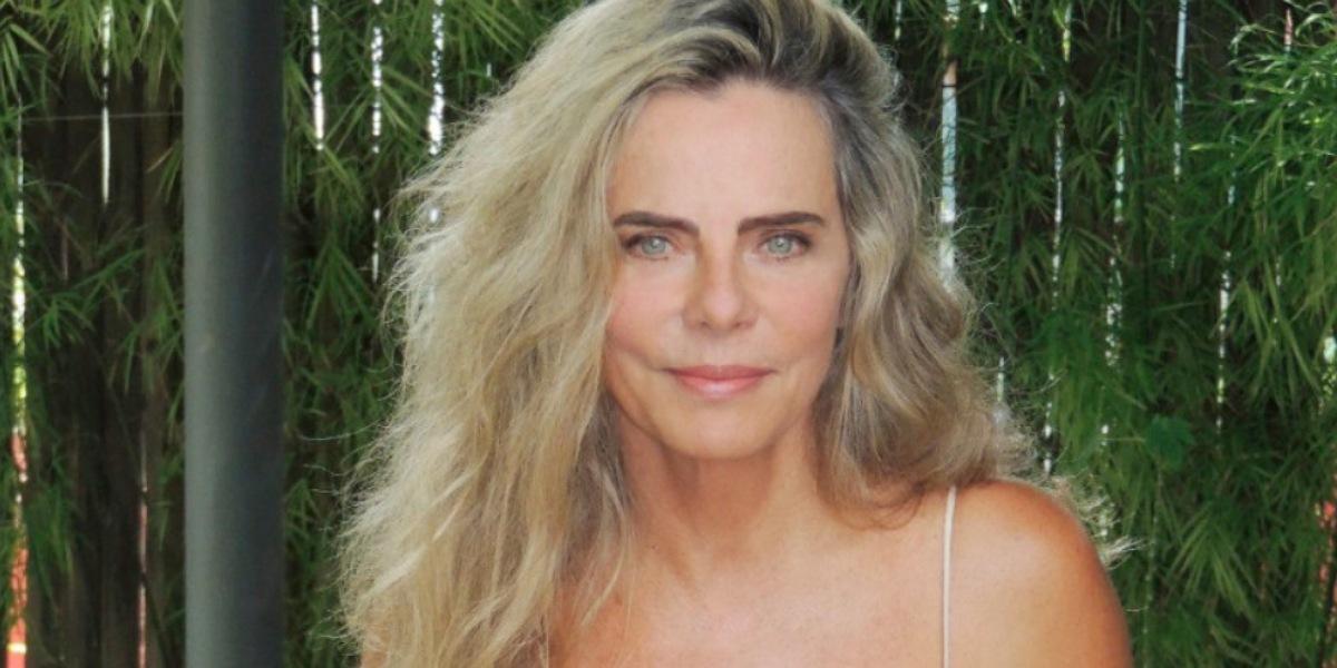 Bruna Lombardi publica clique de biquíni e revela divergência com o marido - Foto: Reprodução/Instagram