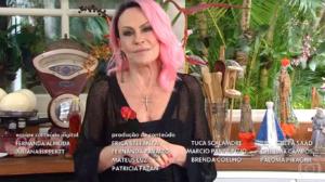 Ana Maria Braga fez comunicado ao final do Mais Você (Foto reprodução)