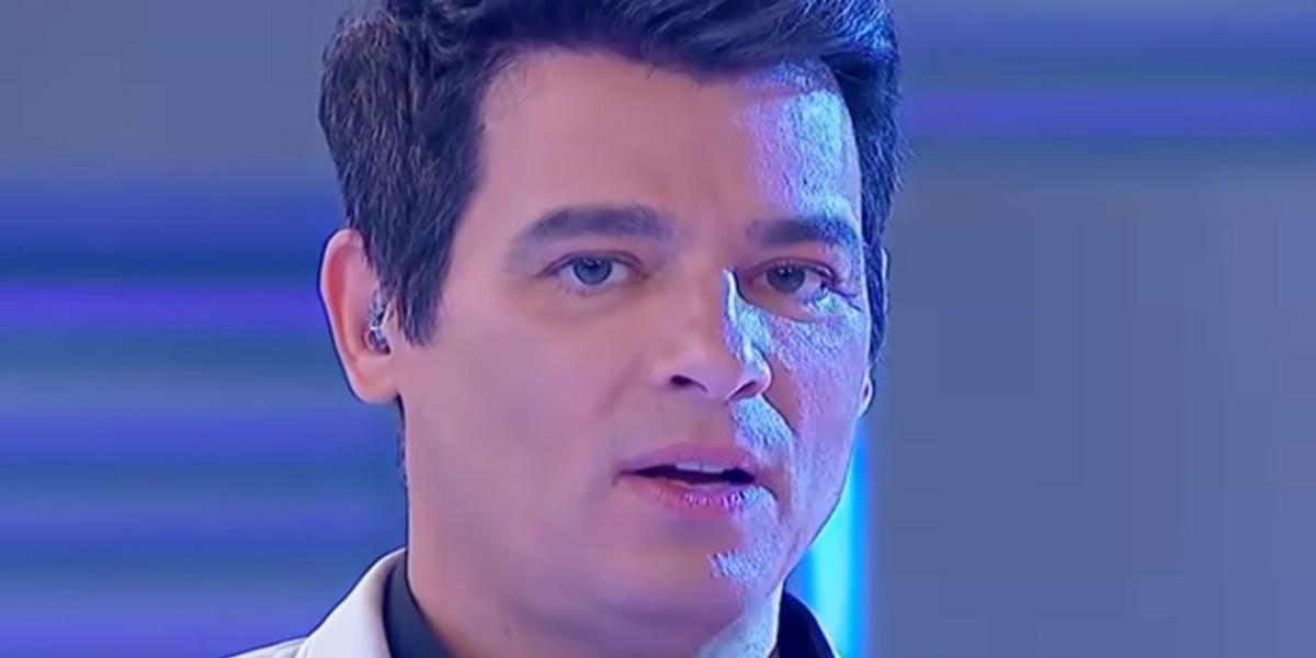 Celso Portiolli foi criticado por ex-Bom Dia e Cia (Foto: Reprodução)