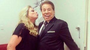 Christina Rocha e Silvio Santos tiveram ligação do passado revelada (Foto: Reprodução)