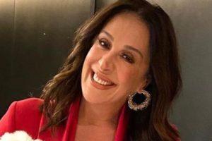 Claudia Raia prestou homenagem a filha em vídeo emocionante (Foto: Reprodução)