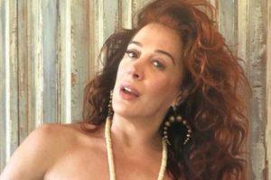 Claudia Raia quer engravidar aos 53 anos de idade (Foto: Reprodução)