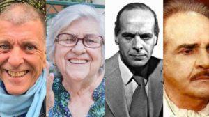 Jorge Fernando, Hilda Rebello, Jardel Mello e Carlos Alberto fizeram Chocolate com Pimenta e já morreram