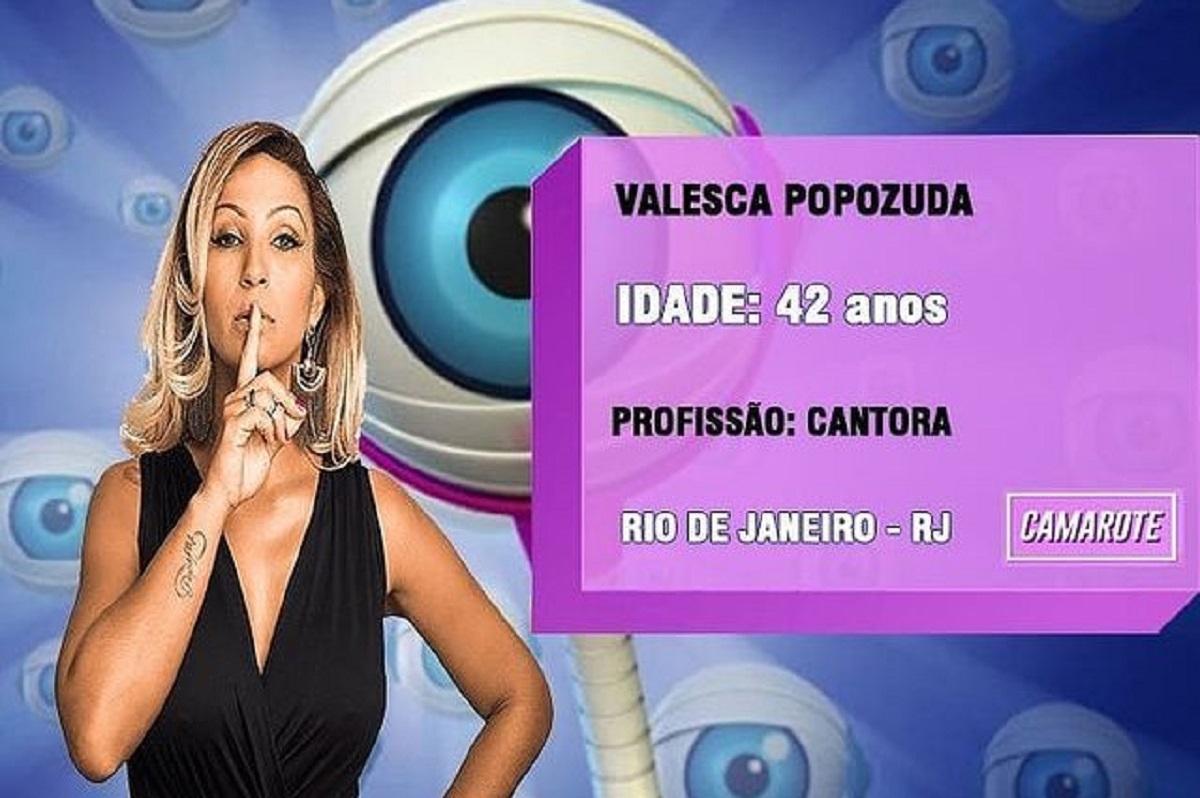 Valesca Popozuda (Foto: Reprodução)