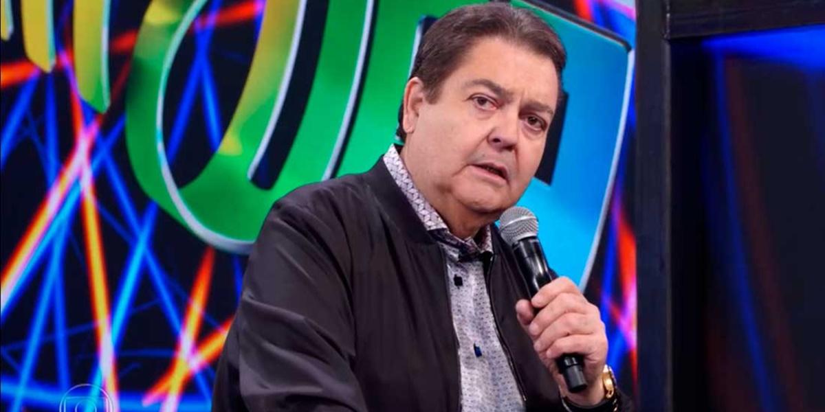 Faustão não está internado, diz a Globo (Foto: Reprodução)
