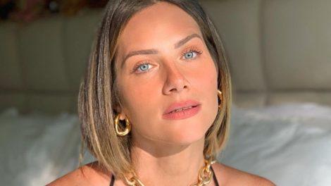 Giovanna Ewbank abre parte de cima do biquíni e web comenta - Foto: Reprodução/Instagram