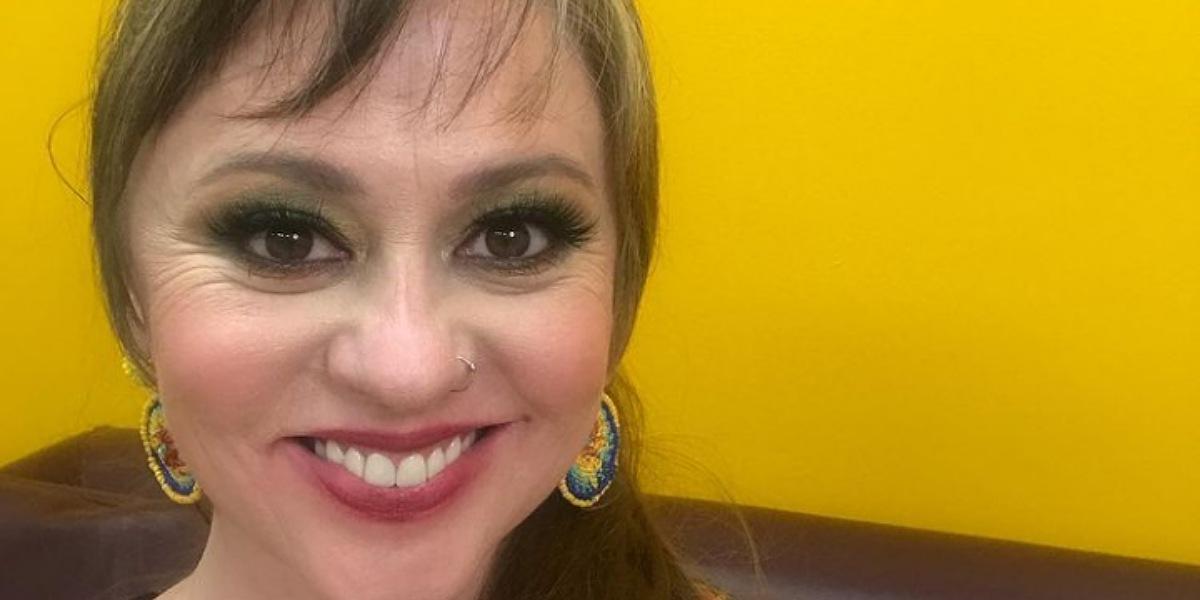 Guta Stresser, Bebel de A Grande Família,  fala sobre abstinência e vício e desabafa (Foto: Reprodução)