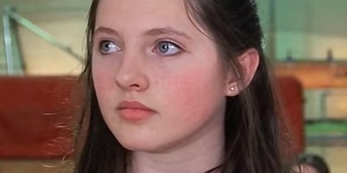 Morte: Jessica Campbell quando era mais jovem e atuava como atriz (Foto: Reprodução)