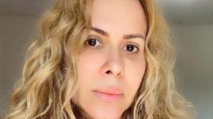 Cantora lamentou morte de amigo por complicações da covid-19 (Foto: Reprodução)
