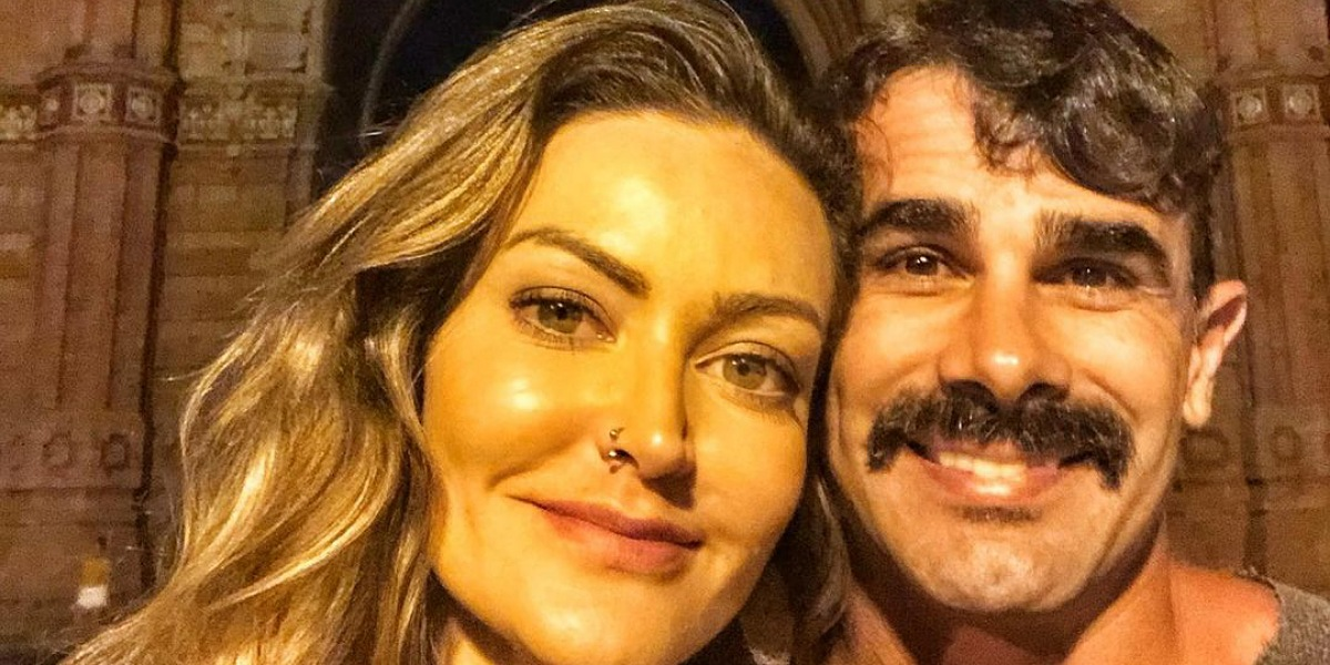 Laura Keller fala sobre separação com Jorge Sousa (Foto: Reprodução)