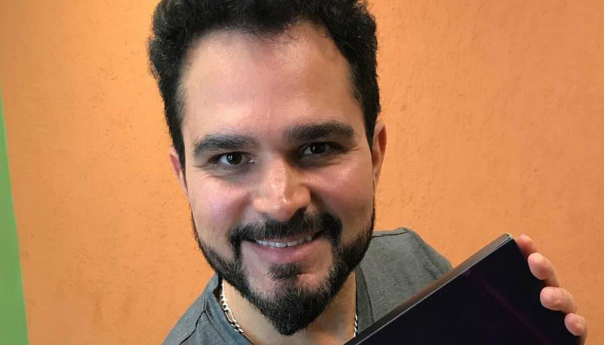 Luciano Camargo (Foto: Reprodução)