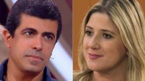 Marcius Melhem quer 200 mil reais de indenização de Dani Calabresa (Foto: Montagem)