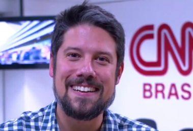 Phelipe Siani deixa comando de programa na CNN Brasil (Foto: Reprodução)