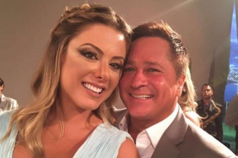 Poliana Rocha e Leonardo estão casados há 24 anos (Foto: Reprodução/Instagram)