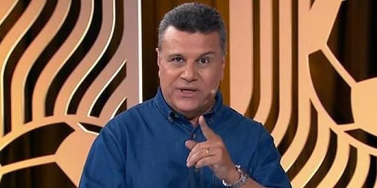 Téo José foi diagnosticado com a covid-19 (Foto: Reprodução)