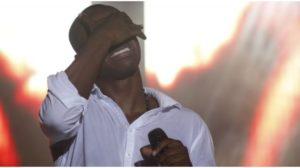 Thiaguinho expõe tristeza ao se despedir de Antenor Marques (Foto: Reprodução)