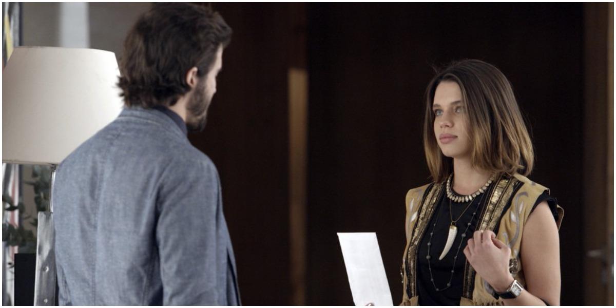 Ruy e Cibele em cena da novela A Força do Querer - Foto: Reprodução