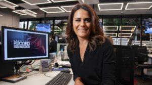 """Adriana Araújo comanda o """"Repórter Record Investigação"""" (Foto: Divulgação)"""