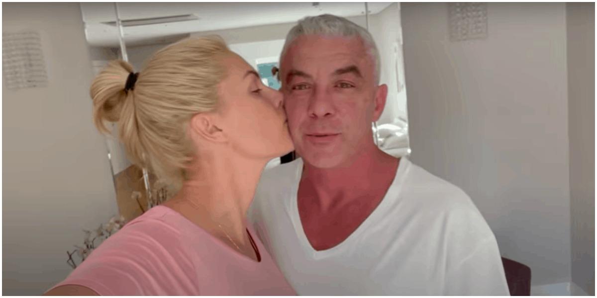 Ana Hickmann e o marido, Alexandre Correa - Foto: Reprodução