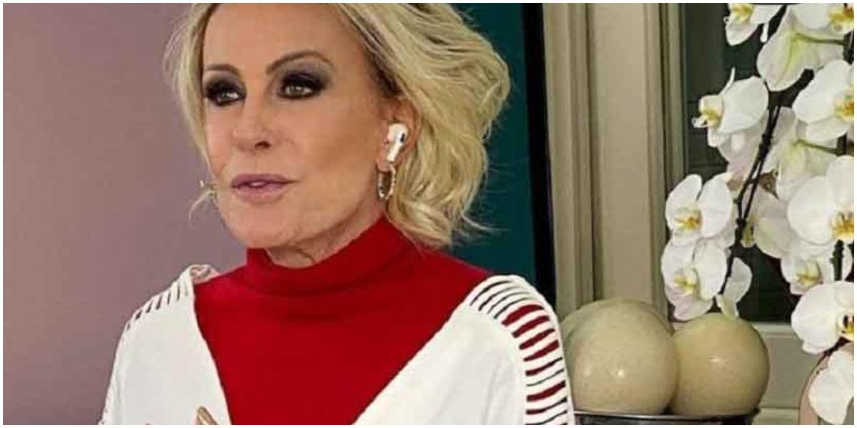 Ana Maria Braga se pronunciou em seu perfil - Foto: Reprodução