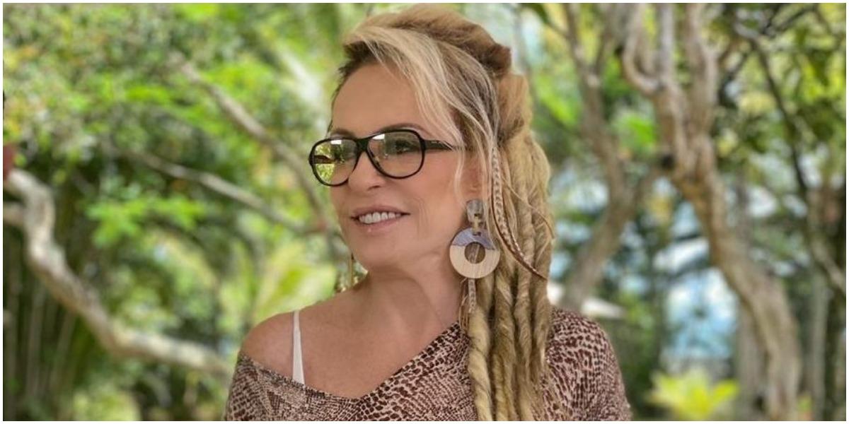 A apresentadora Ana Maria Braga, da Globo - Foto: Reprodução