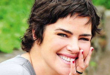Ana Paula Arósio viveu trauma antes de ser estrela da Globo (Foto: Divulgação)