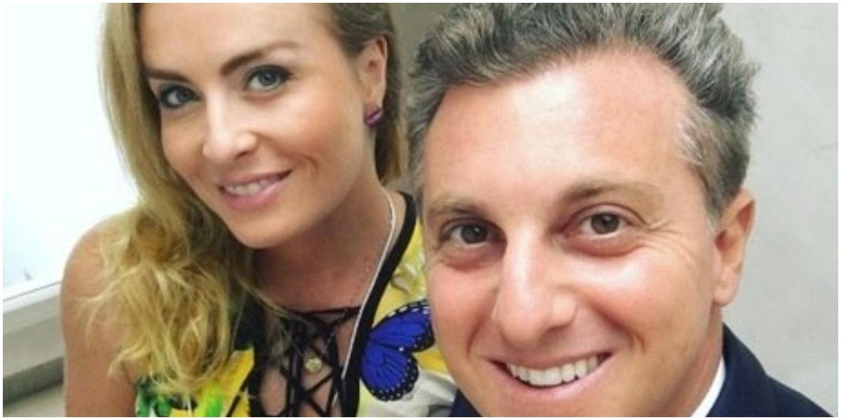 Angélica e Luciano Huck tem três filhos