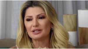 A apresentadora Antonia Fontenelle detonou a Globo - Foto: Reprodução