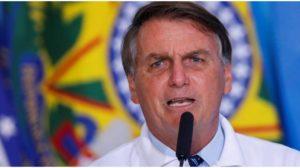 O presidente Jair Bolsonaro detonou William Bonner - Foto: Reprodução