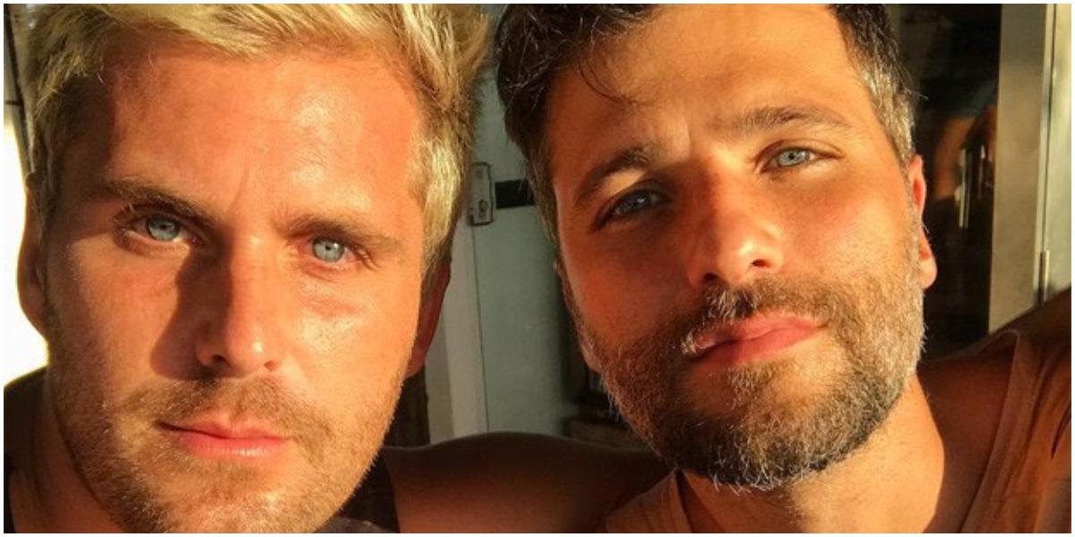 Thiago Gagliasso e Bruno Gagliasso (Foto: Divulgação)