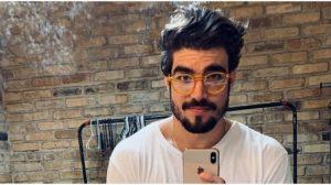 O ator Caio Castro polemizou no Instagram - Foto: Reprodução
