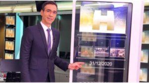César Tralli expõe o que fez após o fim do Jornal Hoje nas telas da Globo (Foto: Reprodução)
