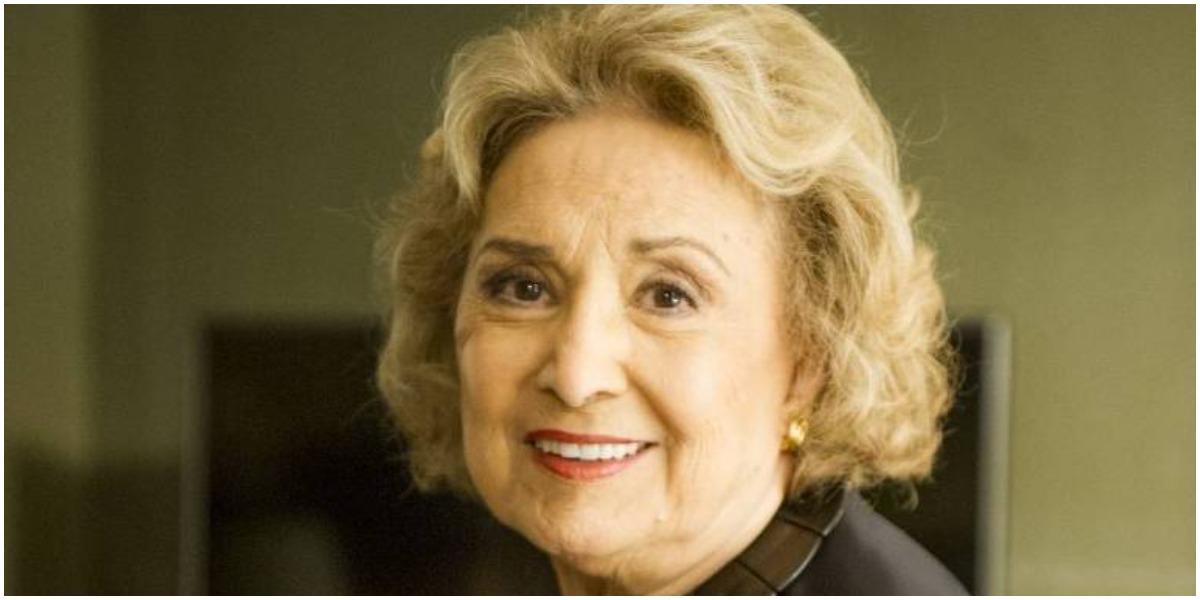 Eva Wilma está internada na UTI e assessoria informou estado real da atriz (Foto: Reprodução)