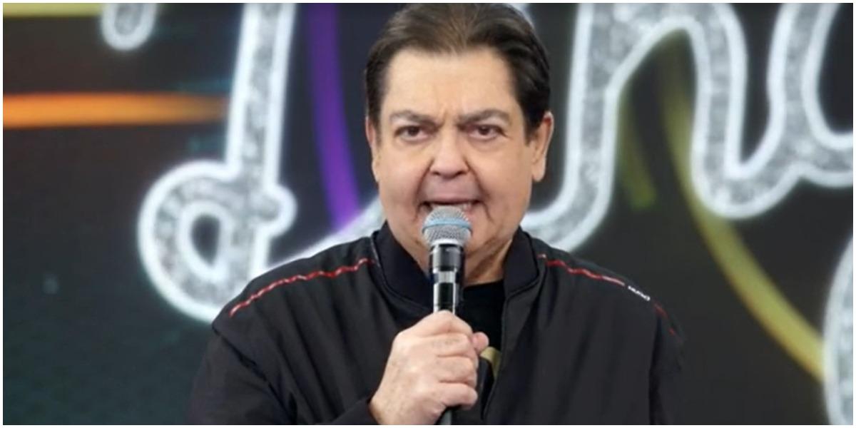O apresentador Faustão deixará a Globo no fim do ano - Foto: Reprodução