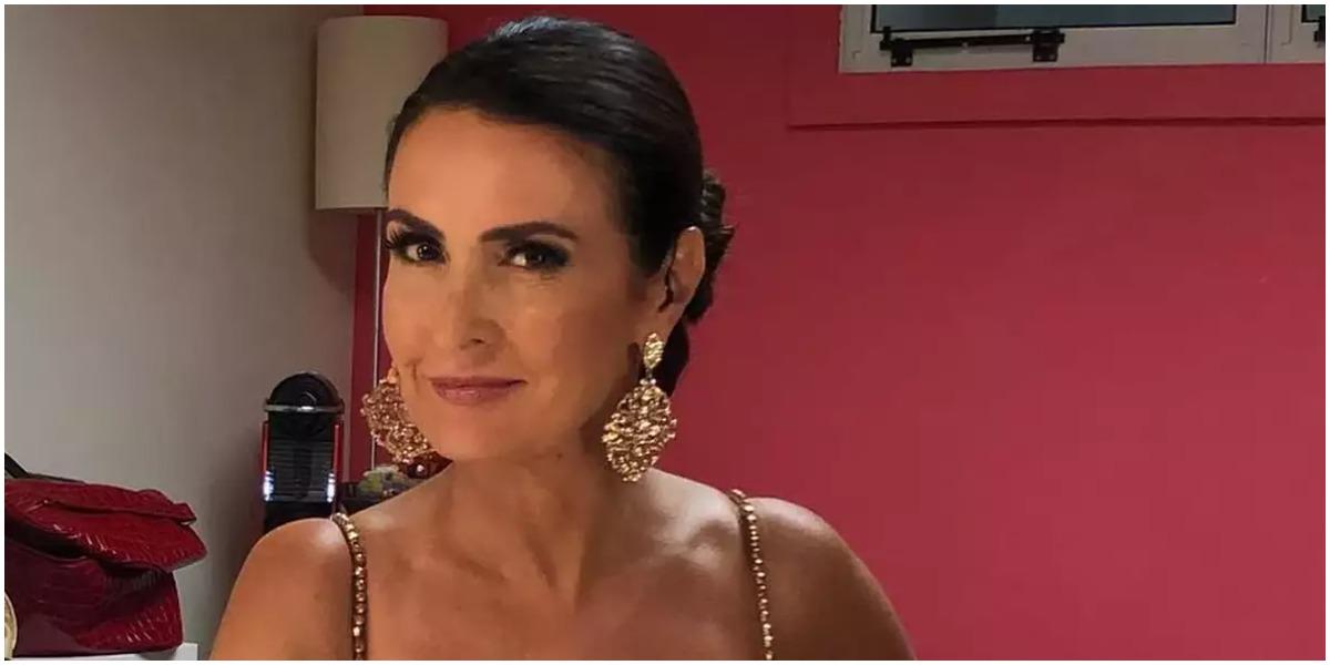 A apresentadora Fátima Bernardes, da Globo - Foto: Reprodução