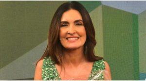 Fátima Bernardes fala de chegada da vacinação no país (Foto: Reprodução)
