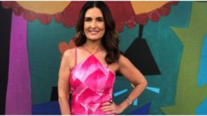 Fátima Bernardes surgiu se declarando nas redes sociais (Foto: Reprodução/ Instagram)