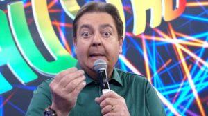 Faustão pretende deixar a Globo e sair do Brasil (Foto: Reprodução)