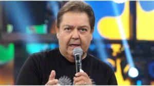 O apresentador Faustão surpreendeu na Globo - Foto: Reprodução