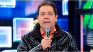 O apresentador Faustão deve anunciar ida pra Band - Foto: Reprodução