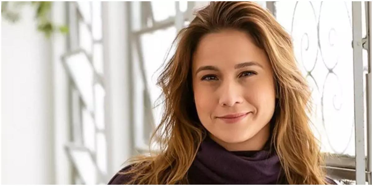 Fernanda Gentil foi surpreendida na Globo - Foto: Divulgação